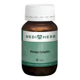 Bacopa Complex - 60 Tablets
