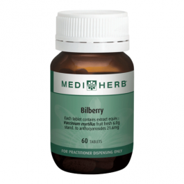 Bilberry - 60 Tablets