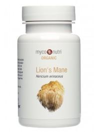 MycoNutri ORGANIC Lions Mane