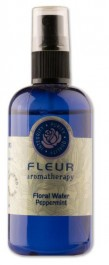 Peppermint Organic Pure Floral Water