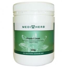 MediHerb Vitamin E Cream Base -  500G