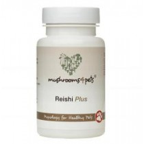 MycoNutri Reishi Plus for Pets - 60 capsules