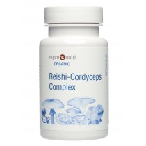 MycoNutri ORGANIC Reishi-Cordyceps Complex