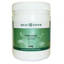 MediHerb Vitamin E Cream Base -  500G