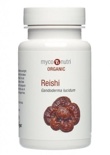 MycoNutri Organic Reishi - Myconutri Products - Mushroom ...